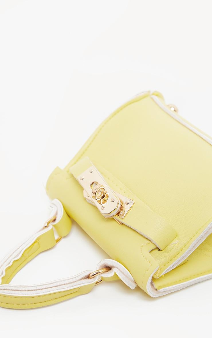 Lemon Mini Bag 2