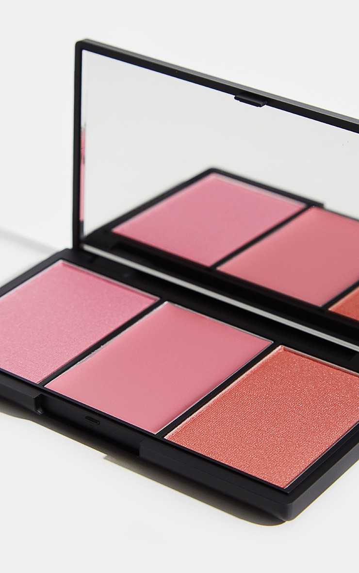 Sleek MakeUP Pink Lemonade Blush By 3 1