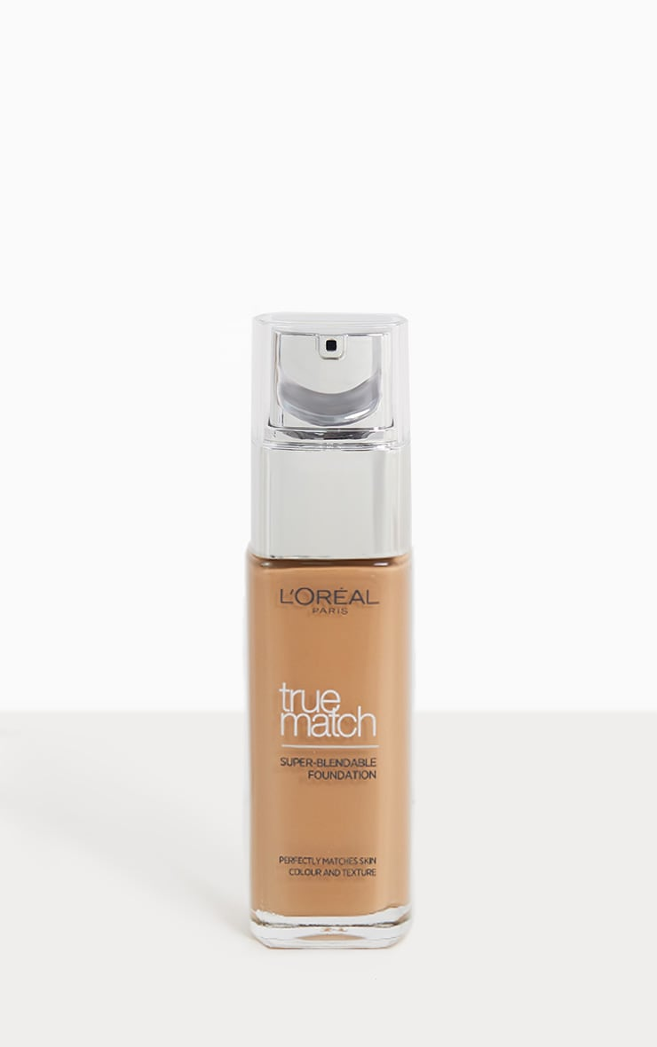 L'Oréal  Paris True Match Foundation 6.N Honey 1