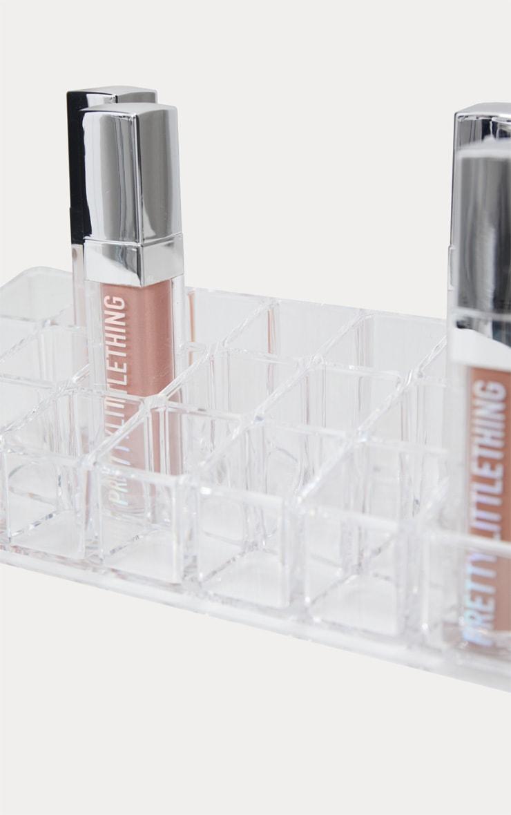 Clear Cosmetic Organiser 4