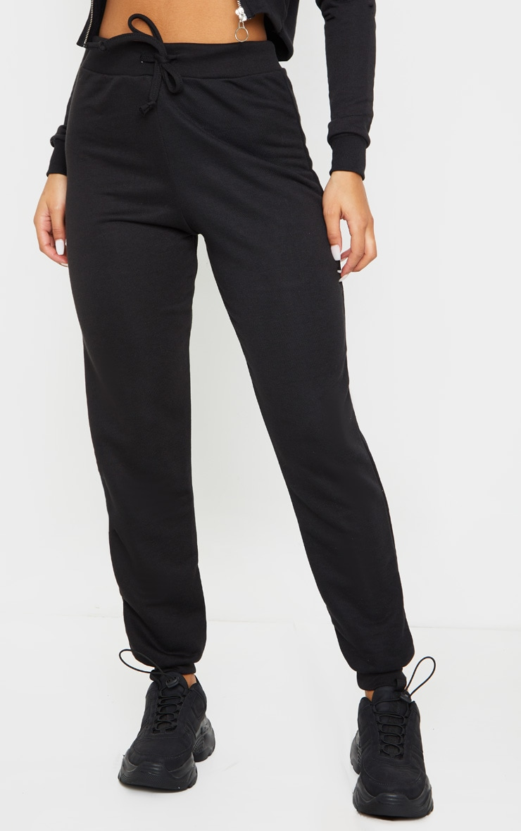 Black Ultimate Sweat Jogger 2