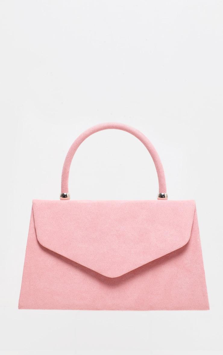 Dusty Pink Envelope Large Grab Bag 4