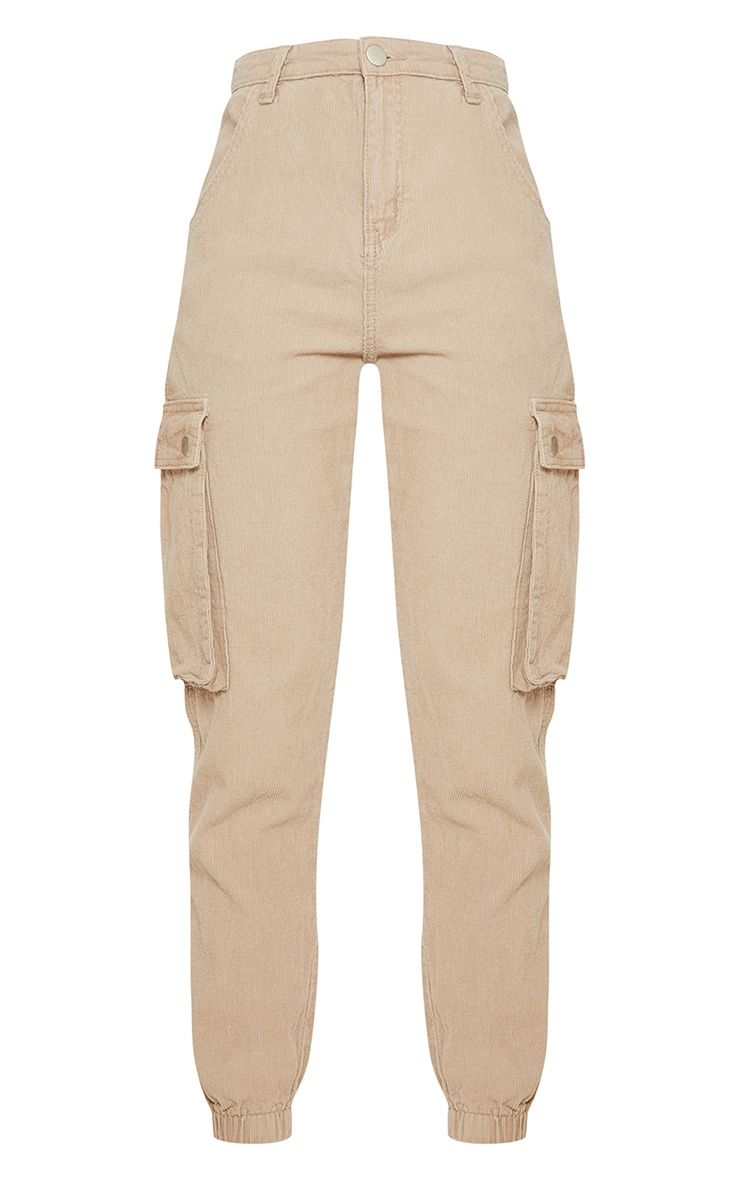 Stone Cord Cargo Pants 3