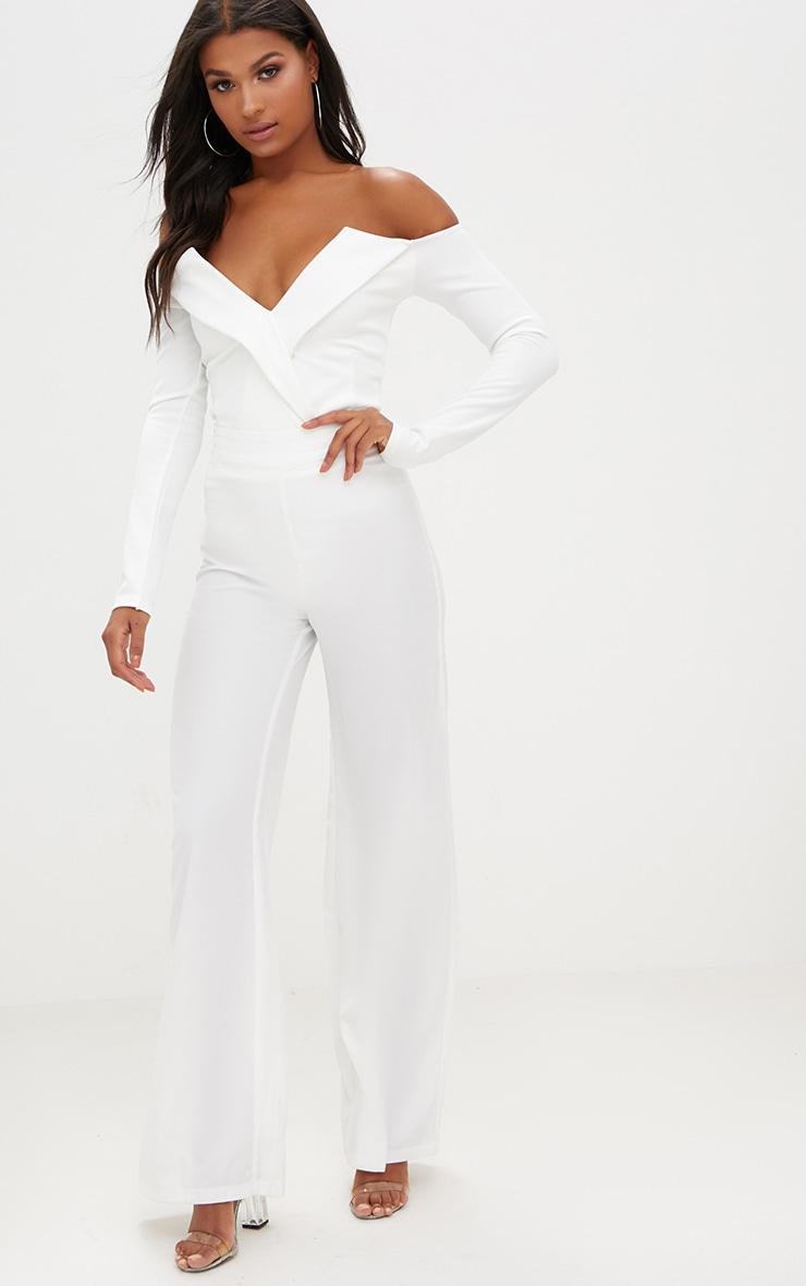 Body Bardot crème style blazer 5