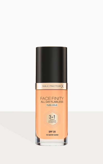 Max Factor Facefinity All Day Flawless Foundation Warm Sand
