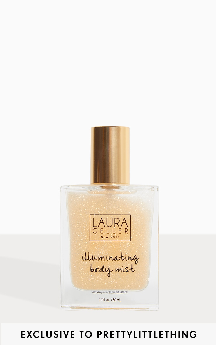 Laura Geller Limited Edition Gold Illuminating Body Mist 1