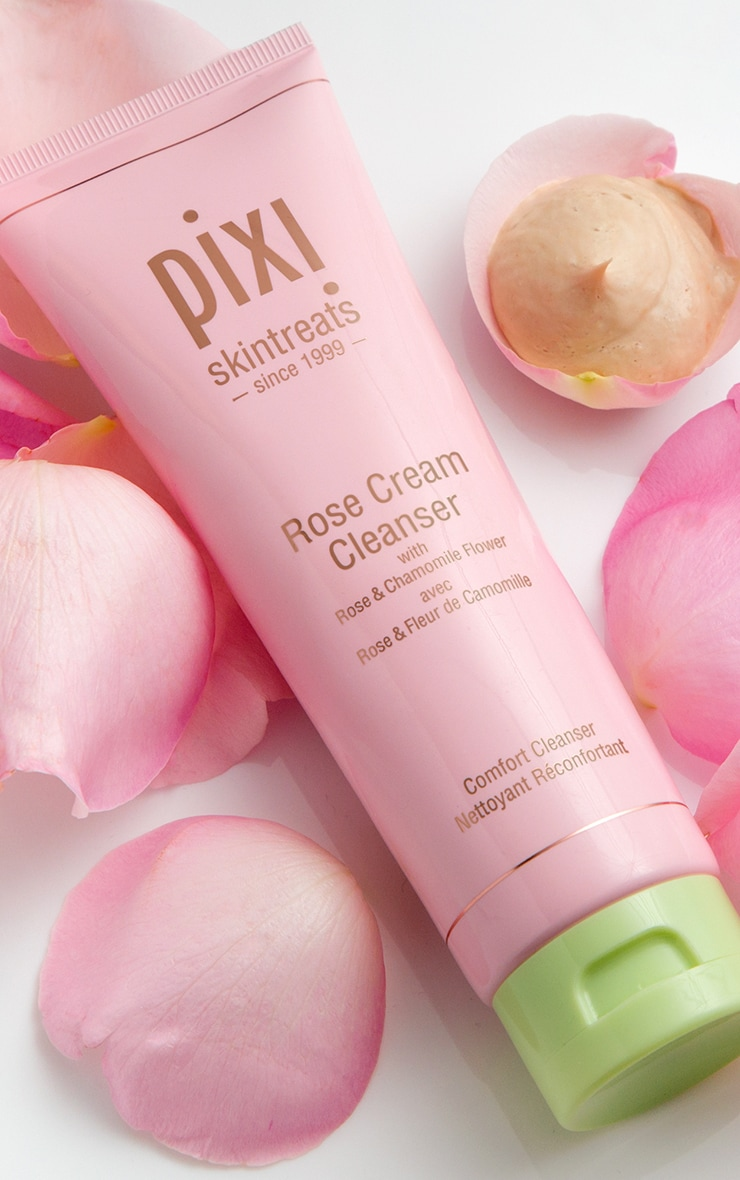 Pixi Rose Cream Cleanser 3