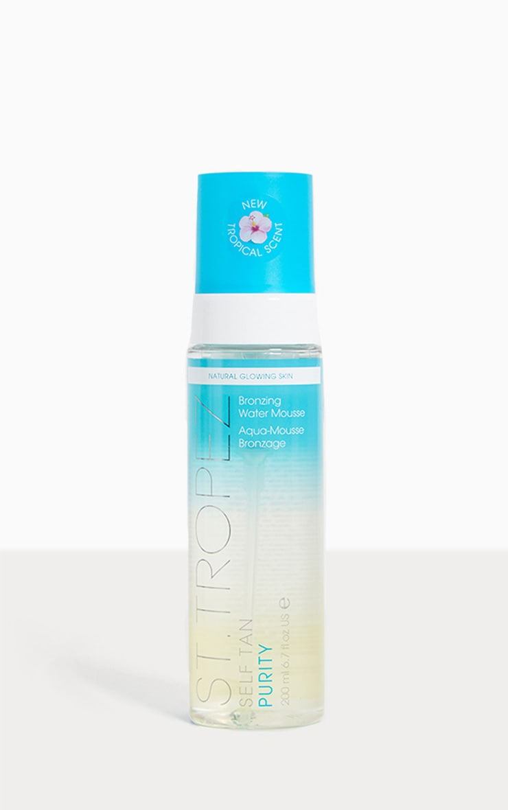 St Tropez Self Tan Purity Body Mousse  1