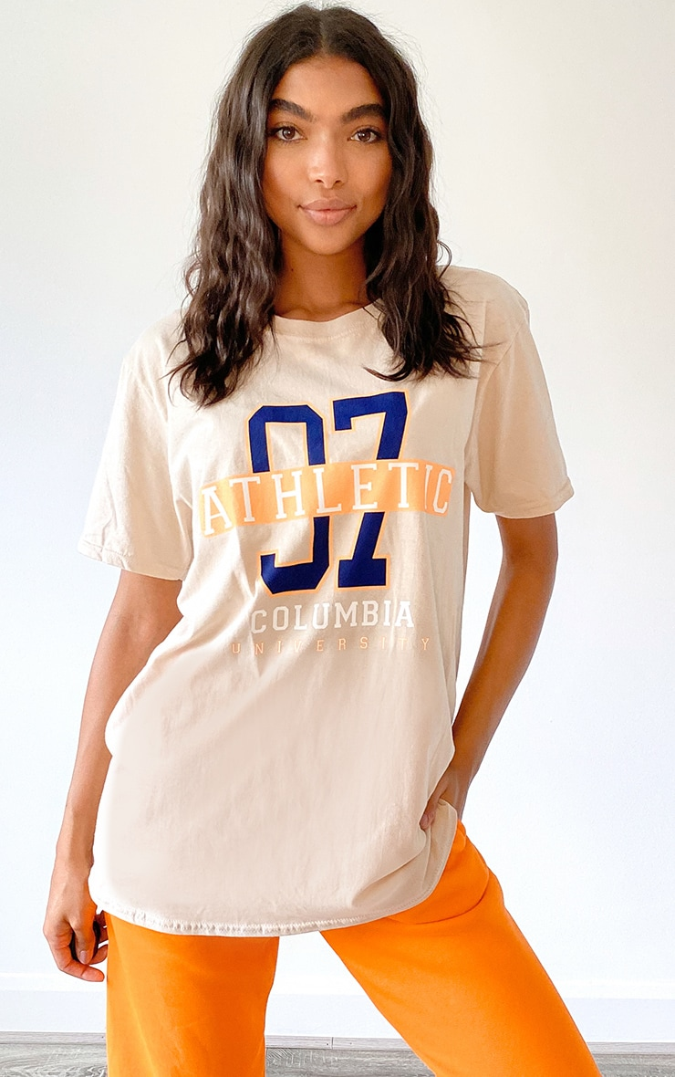 Sand 97 Athletic Slogan T Shirt 3
