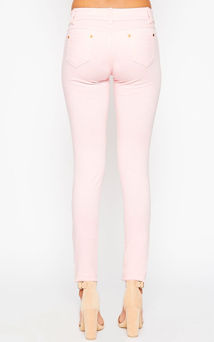 Baby Pink Jeggings 2