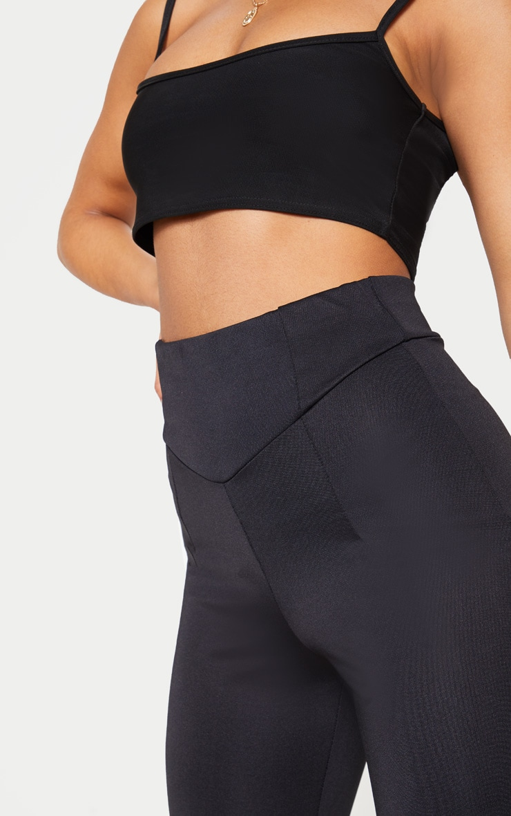 Black Body Shaping High Waist Legging 5