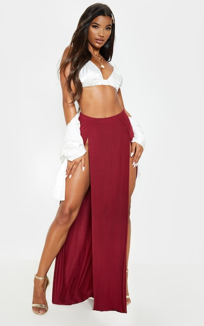 2fcdd65046 Maxi Skirts | Long Skirts For Women | PrettyLittleThing