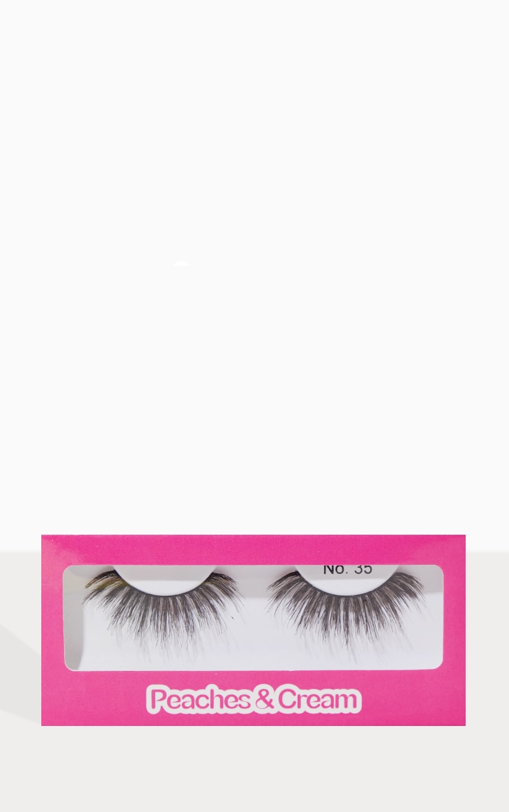 Peaches & Cream No 35 False Eyelashes 3