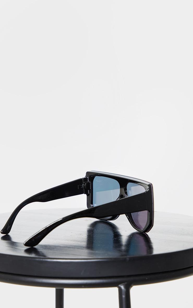 Rose Revo Oversized Back Frame Sunglasses 3