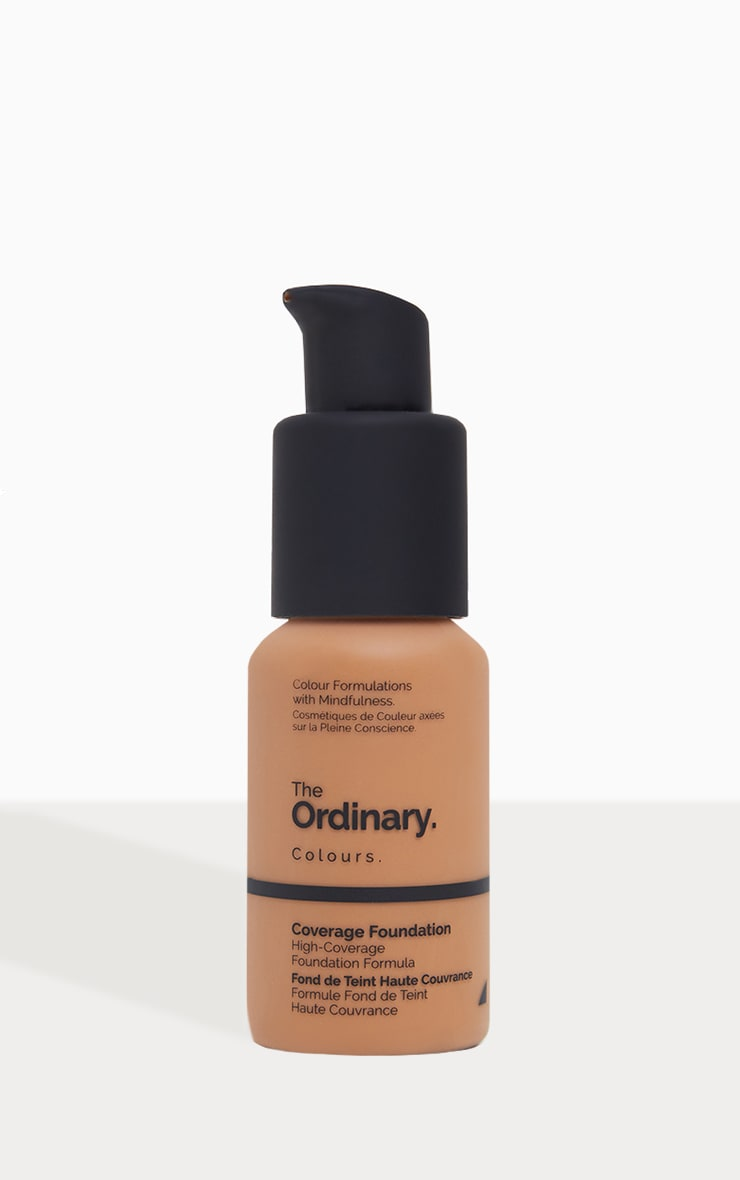 The Ordinary Coverage Foundation 3.1Y Dark 1