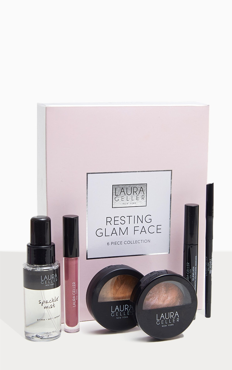 Laura Geller - Collection Resting Glam en 6 parties