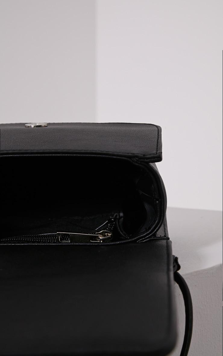 Jaya Burgundy Strap Shoulder Bag 3