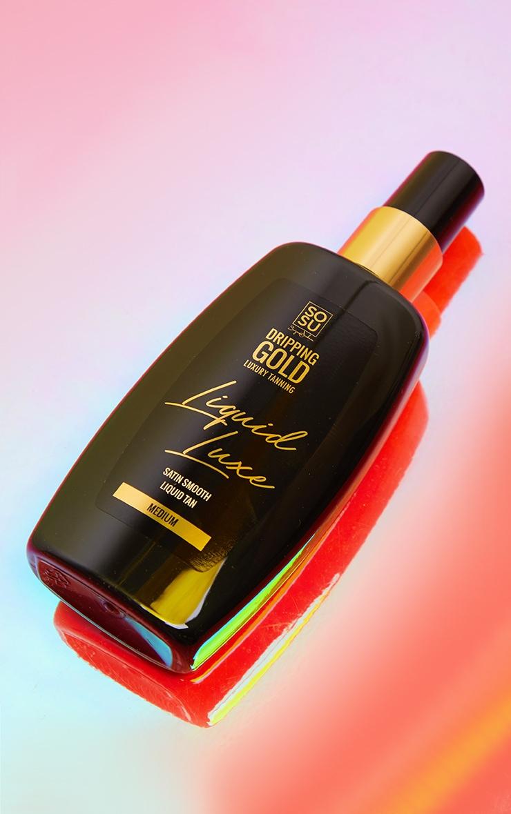 SOSUBYSJ Dripping Gold Liquid Luxe Liquid Tan Medium 1