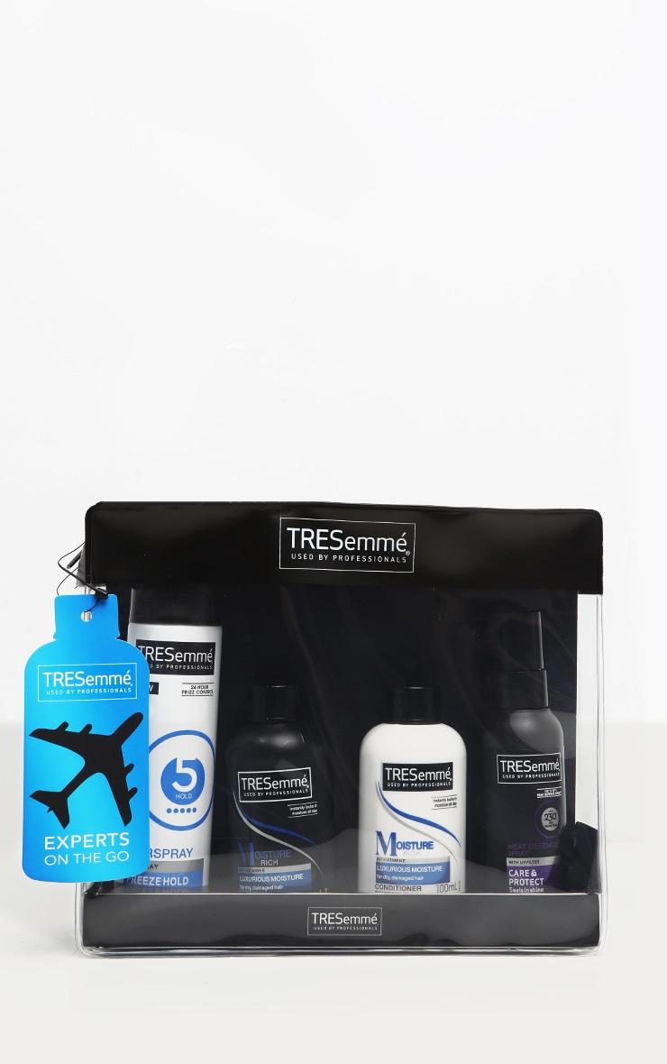 TRESemmé - Lot de 4 produits soin capillaire format voyage 1