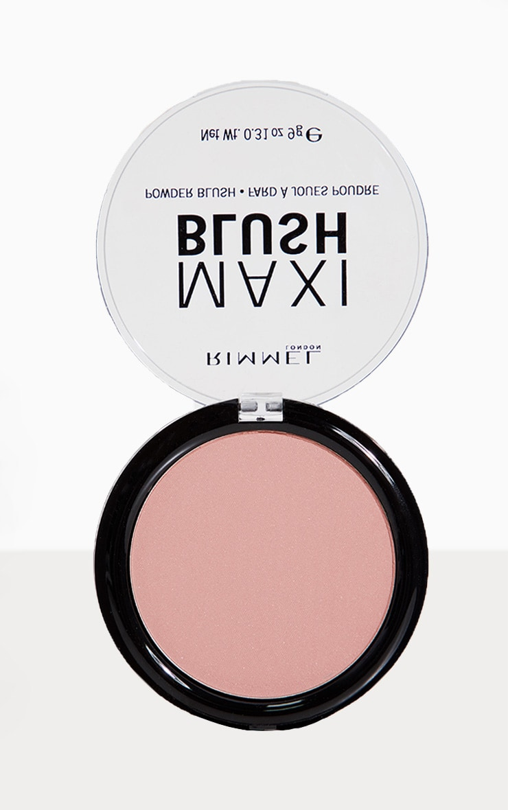 Rimmel - Blush maxi Exposed 3