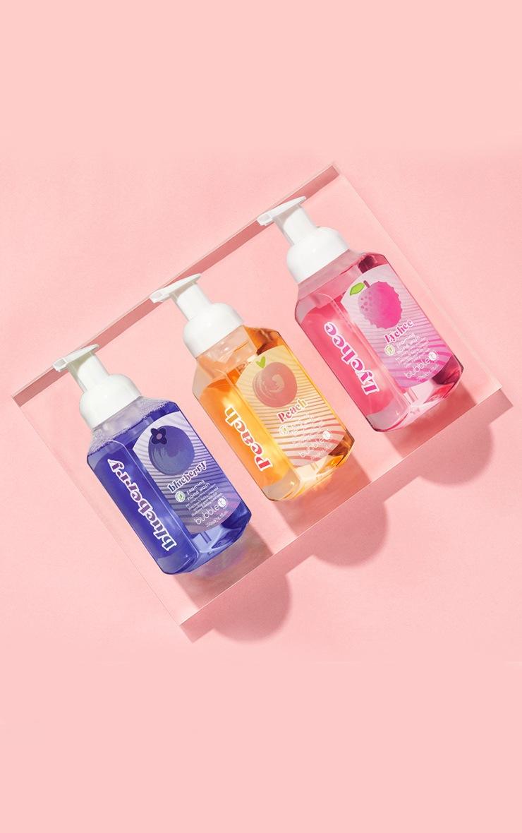 Bubble T Tastea Foaming Hand Wash Blueberry 3