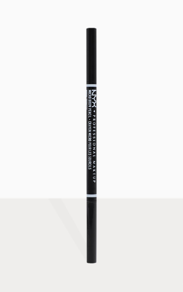 NYX PMU Micro Brow Pencil Brunette 2