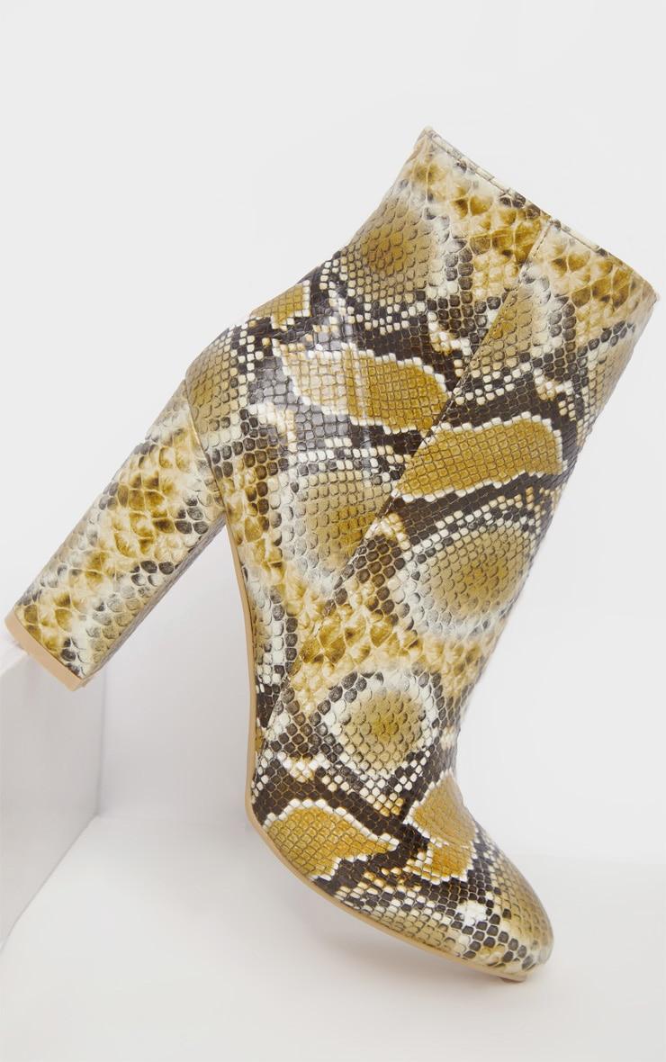 Multi Snake Behati Ankle Boot 3
