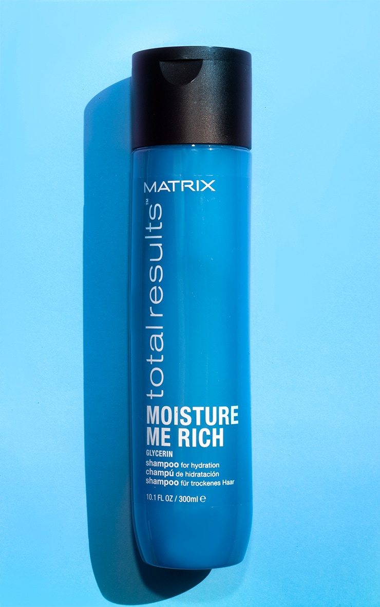 Matrix Total Results Moisture Me Rich Hydrating Shampoo Dry Hair 300ml 1