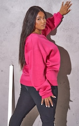 RENEW Plus Pink Oversized Sweatshirt 2