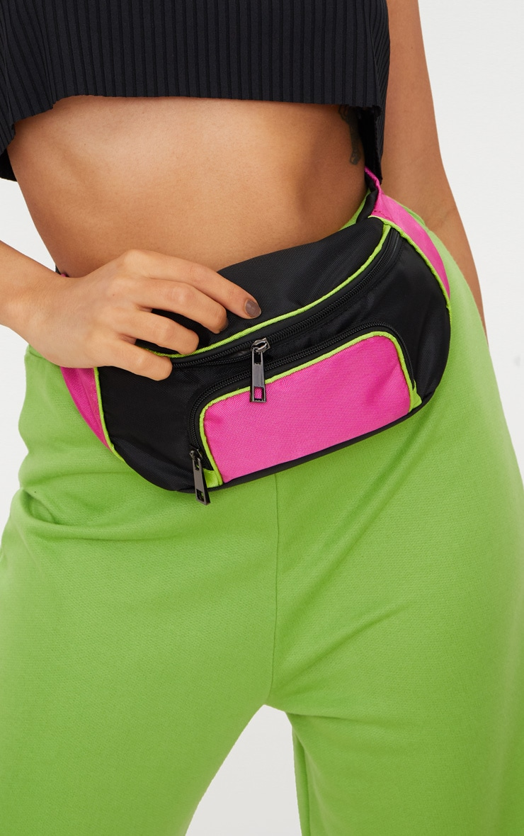 Fucshia Bum Bag 1