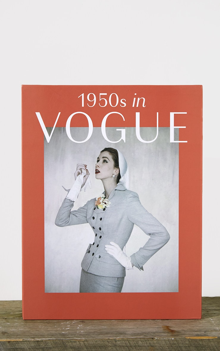 1950s In Vogue Coffee Table Book 3