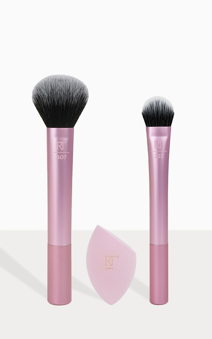 Real Techniques Perfect Base Brush Set 3