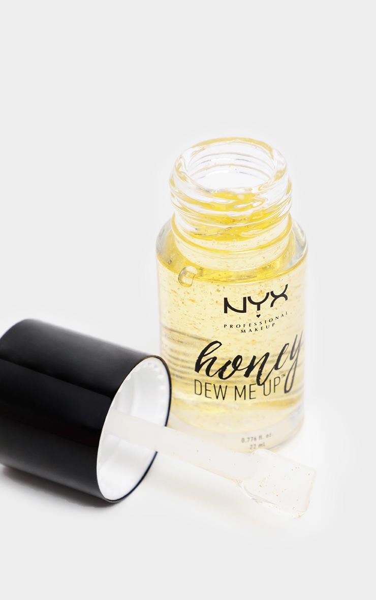NYX Professional Makeup Honey Dew Me Up Primer image 2