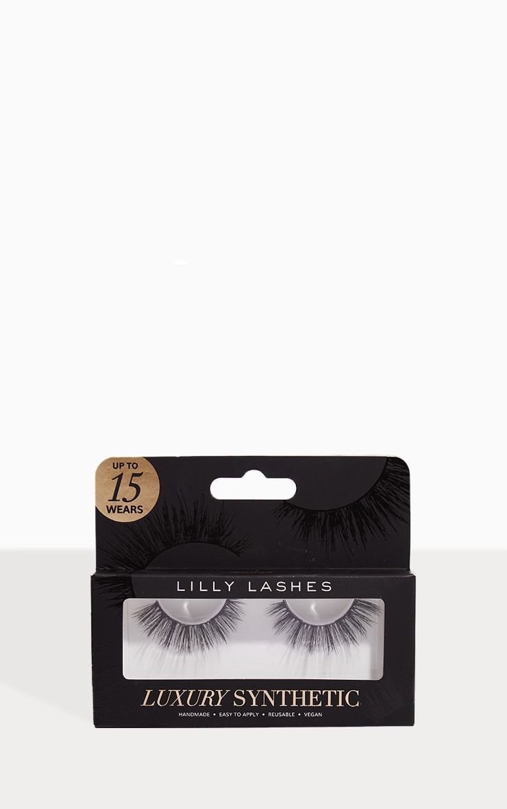 Lilly Lashes Luxury Synthetic ROUGE 4