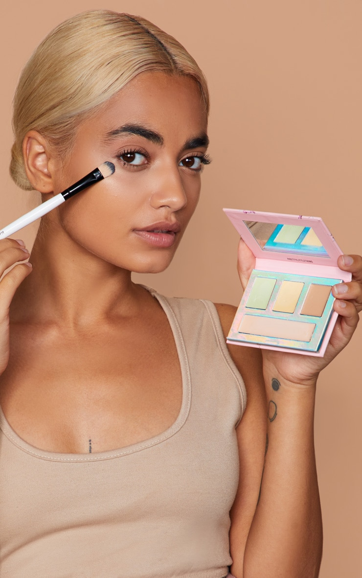 PRETTYLITTLETHING Fake Perfection Concealer Palette  4