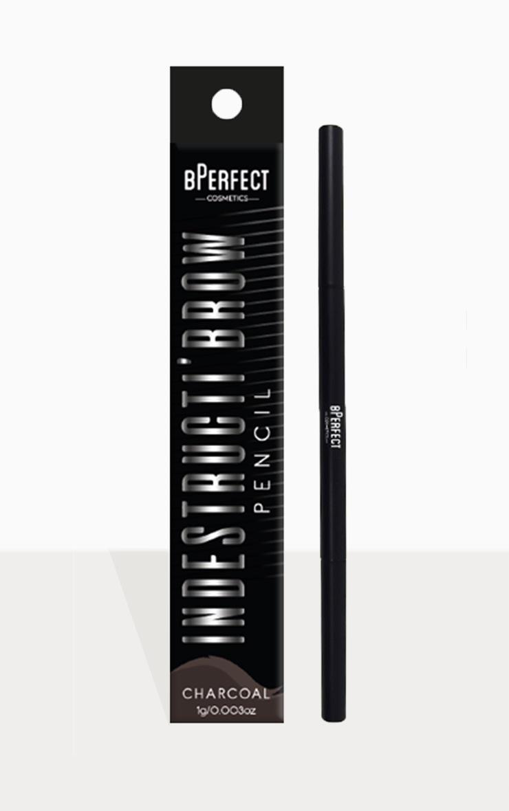 BPerfect Cosmetics Indestructi'brow Pencil Charcoal 4