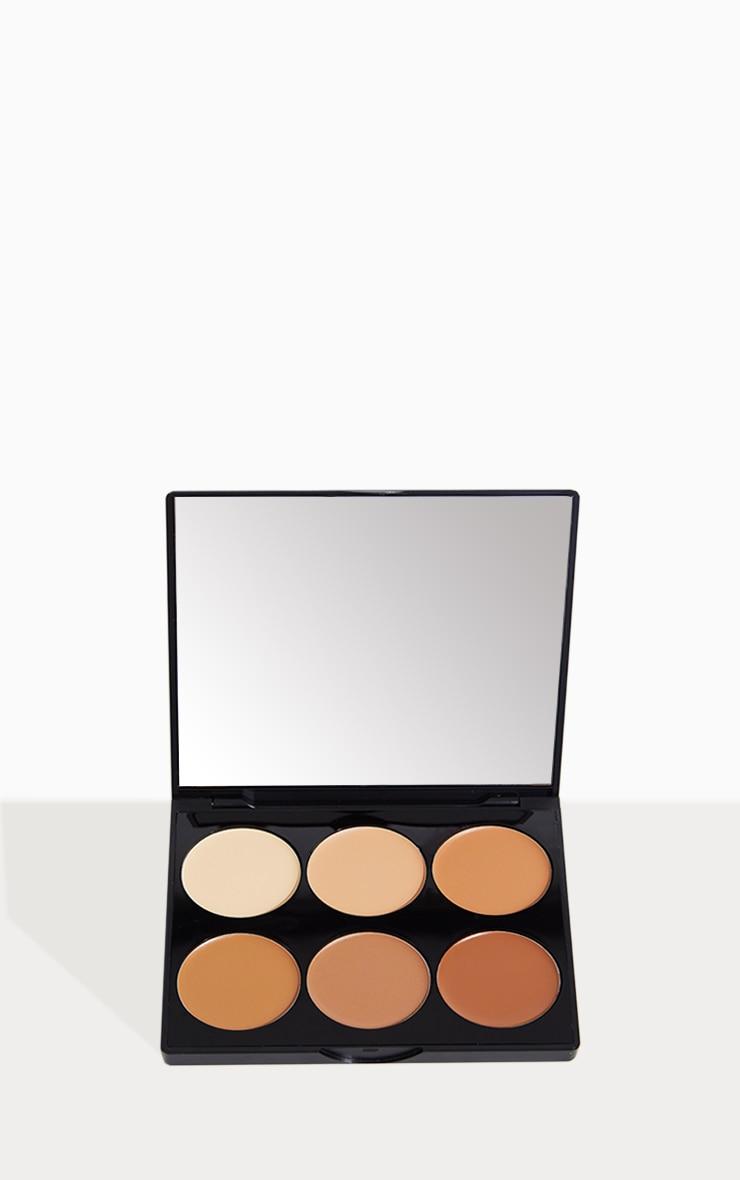Sleek MakeUP Cream Contour Kit Medium  2
