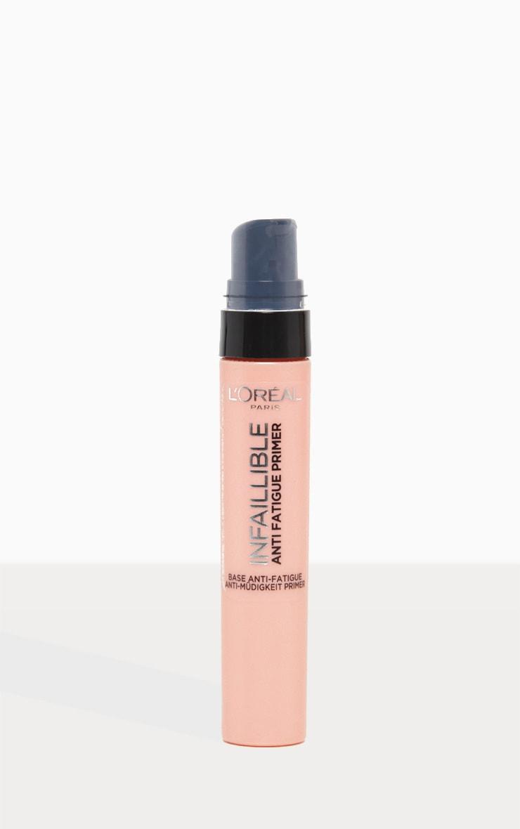 L'Oréal Paris Infallible Primer Shots 03 Anti-fatigue Primer 1