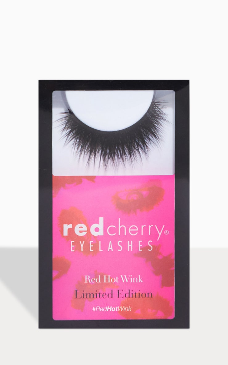 Red Cherry Eyelashes The X Effect 1