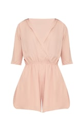 05c6b4aff954 Bobby Nude Wrap Front Playsuit image 3