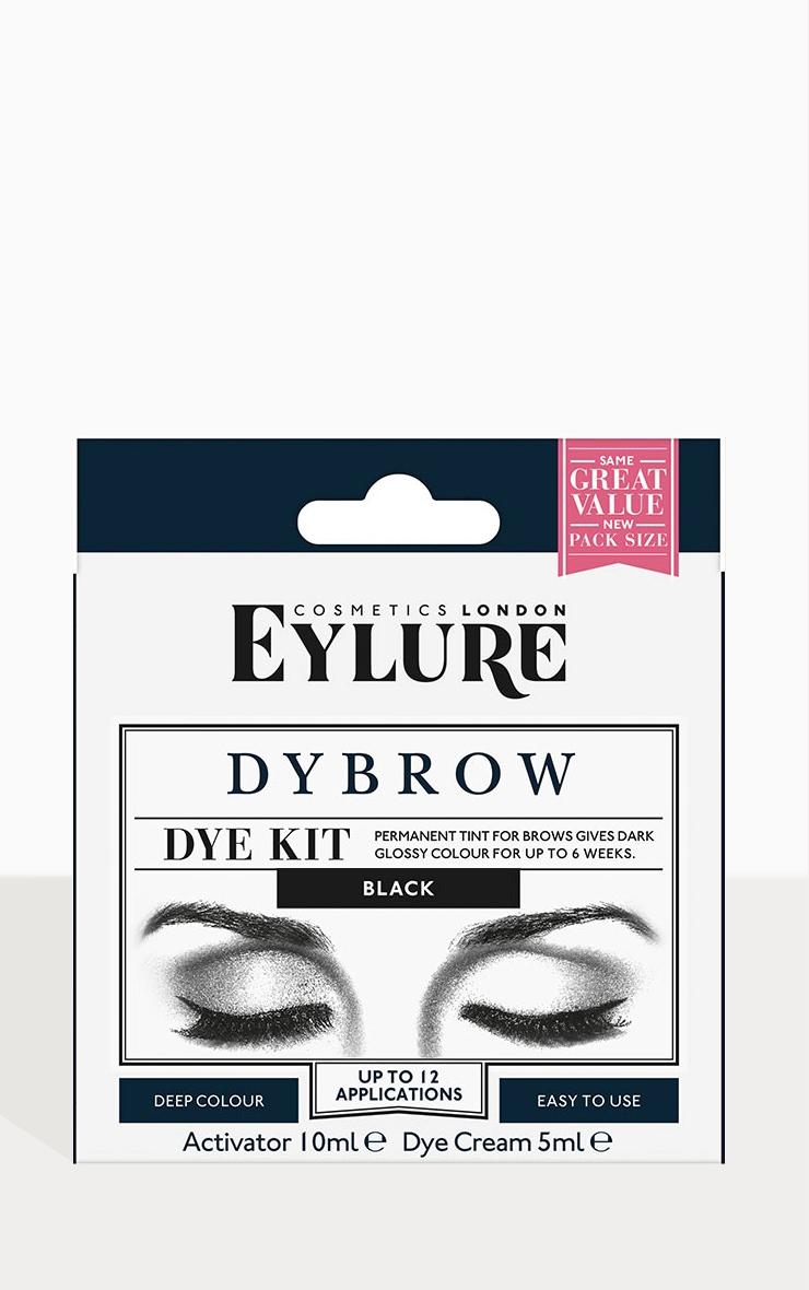 Kit de teinture pour sourcils teinte noire Eyelure Dybrow 1