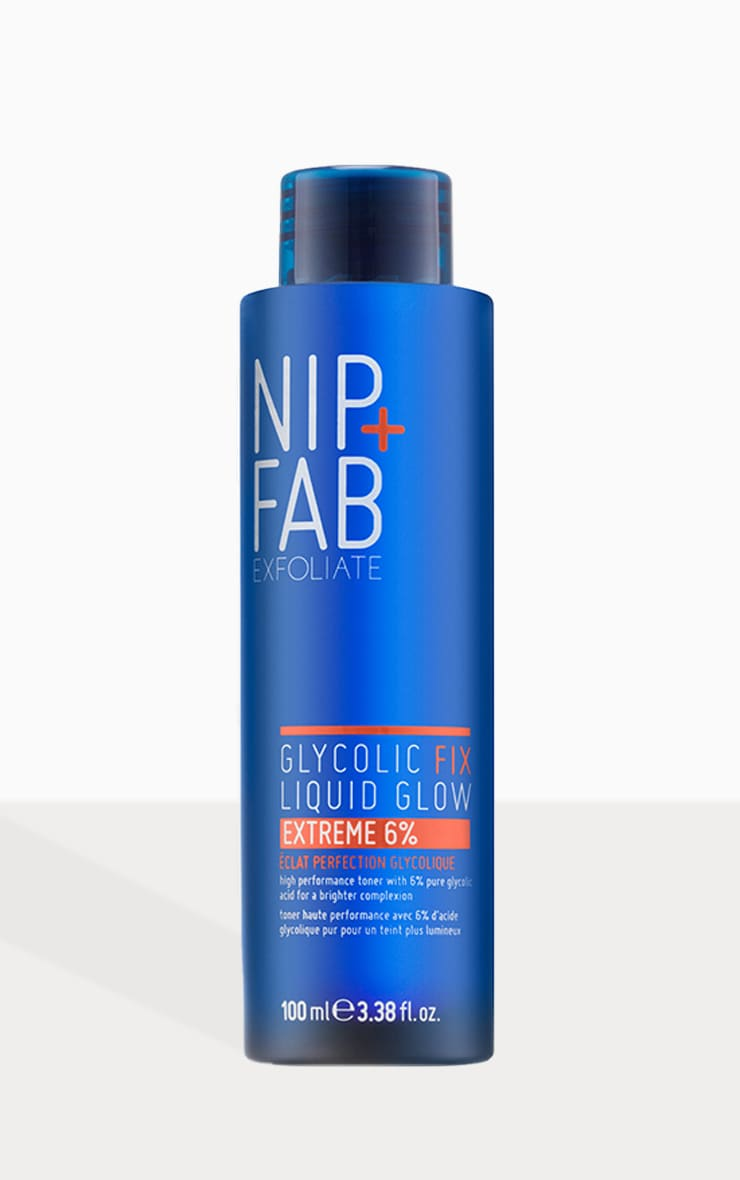 Nip + Fab Glycolic Liquid Glow Tonic 1
