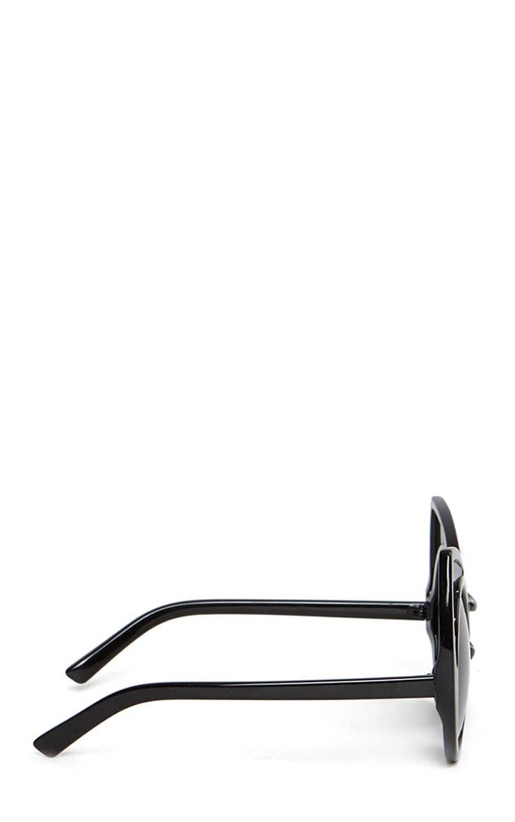 Mimi Black Cat Ear Sunglasses 4