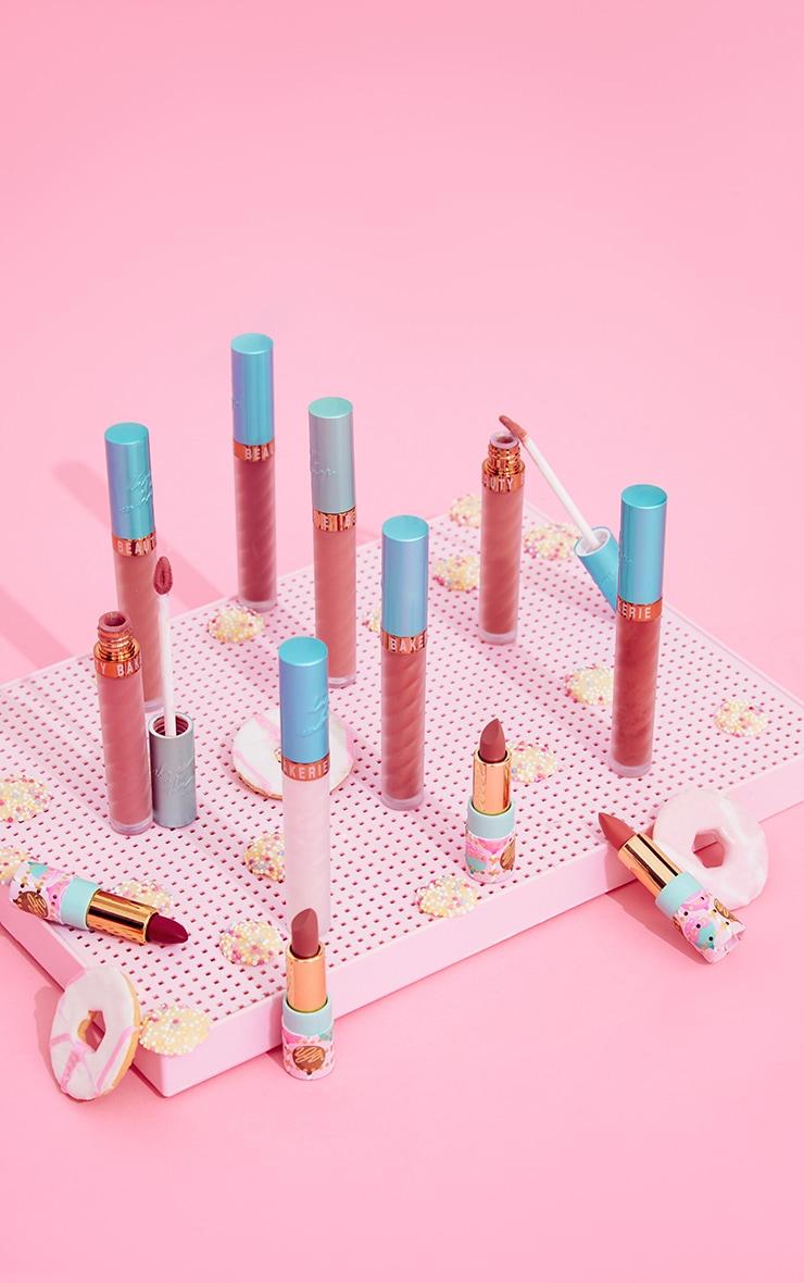 Beauty Bakerie Rose Pose Metallic Lip Whip 5