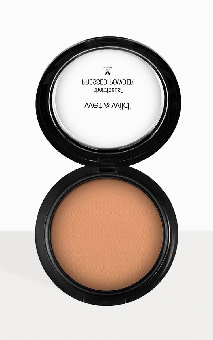 wet n wild Photo Focus Pressed Powder Golden Tan 2