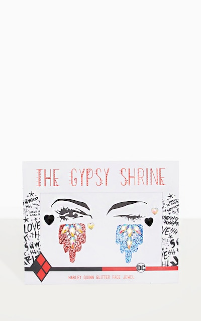 The Gypsy Shrine Harley Quinn Face Jewel
