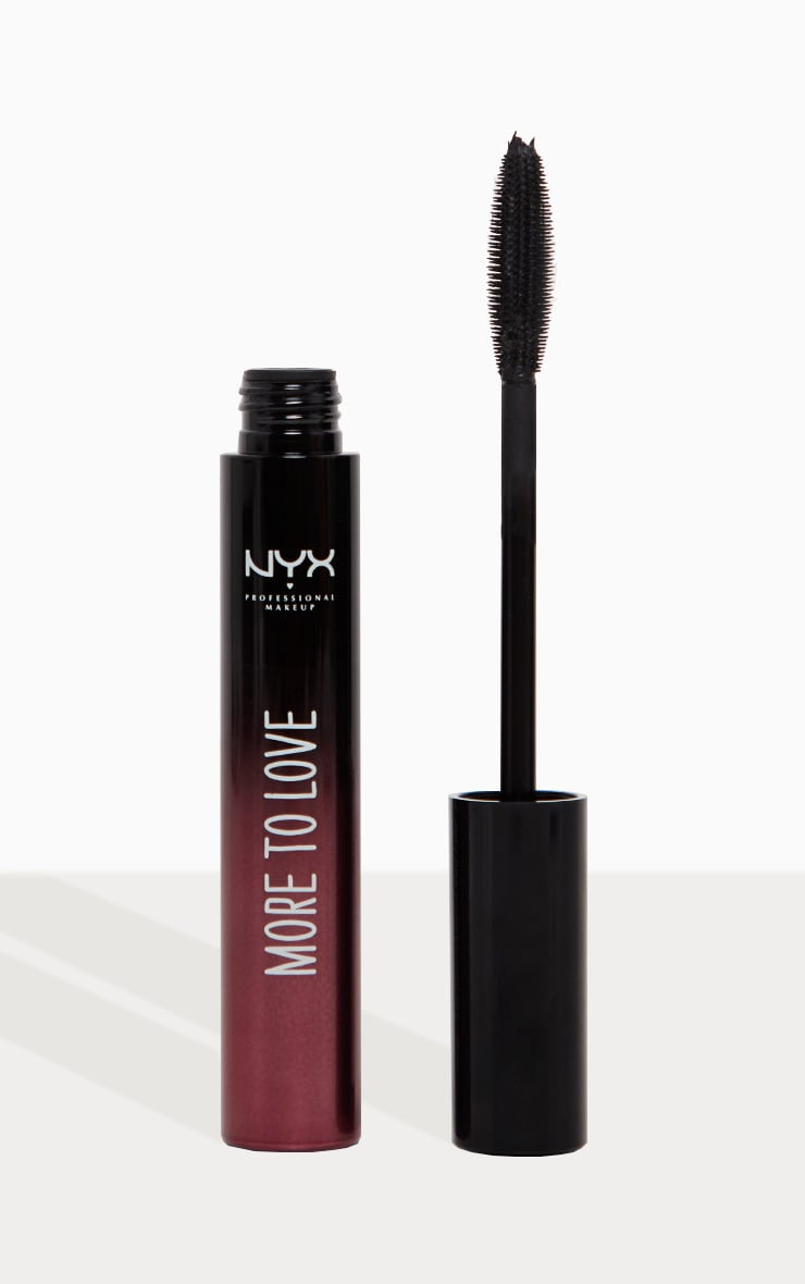 NYX Professional Makeup Super Luscious Mascara More To Love 1