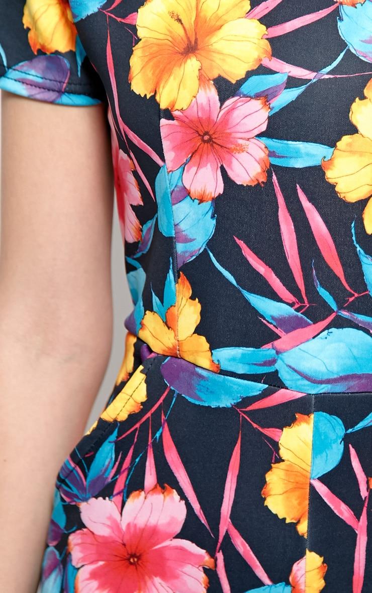 Florence Floral Jumpsuit 2