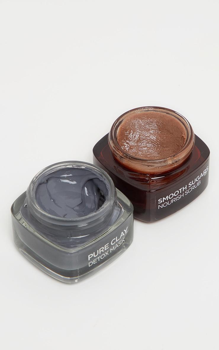 L'Oreal Paris Essential Detox Skincare Kit 3