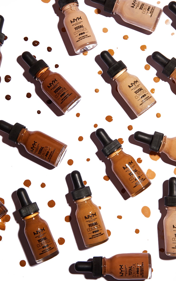 NYX PMU Total Control Pro Drop Controllable Coverage Foundation Golden 3